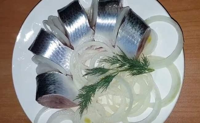рыба солёная