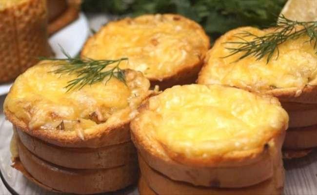 Пирожки «Ленивая жена» без муки и без возни – рецепт с рыбой