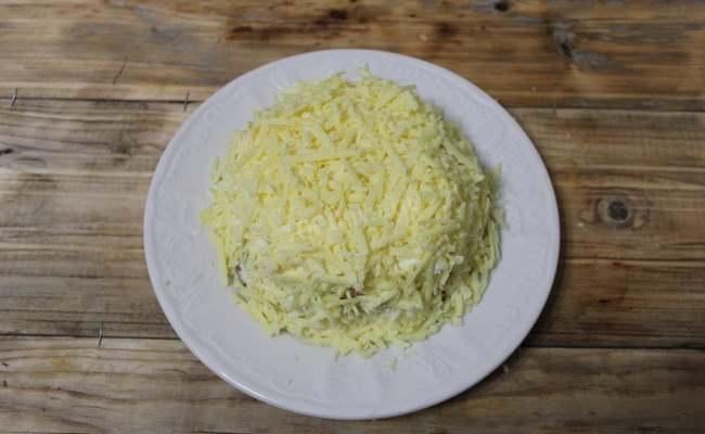 Салат мужской каприз с говядиной – пошаговый рецепт с фото
