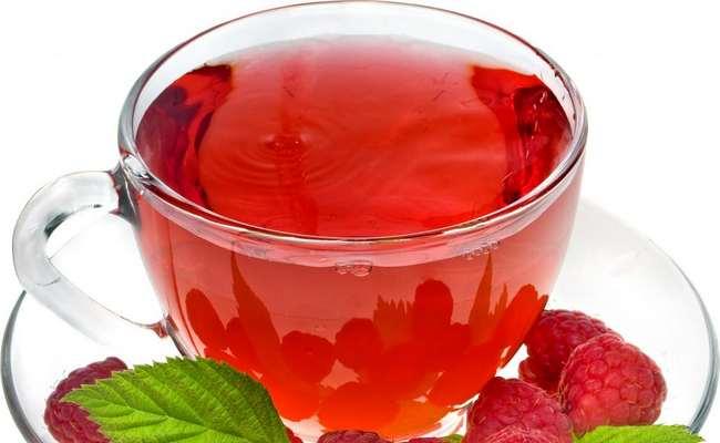 Чай из листьев малины при беременности
