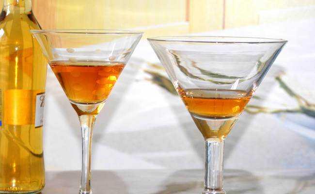 Коньячный мартини «Для дам»
