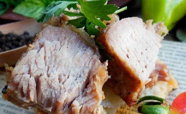 Свинина в духовке кусочками – рецепт с фото