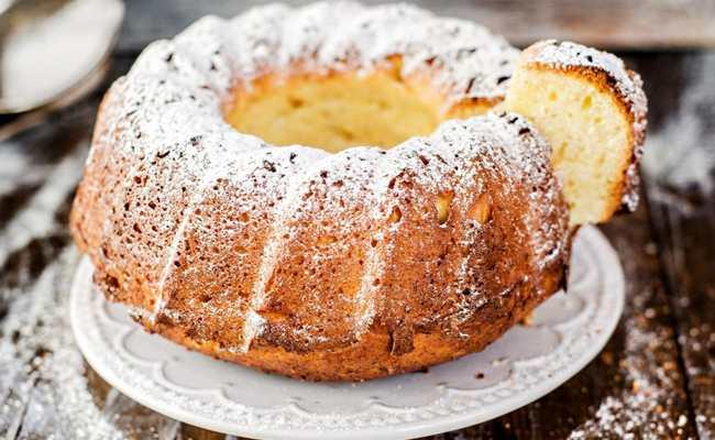 Простой творожный кекс в духовке. Как испечь самый вкусный для всей семьи || Творожный кекс на сметане