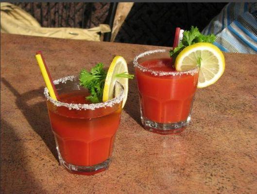 Кровавая Мэри – рецепт знаменитого алкогольного напитка
