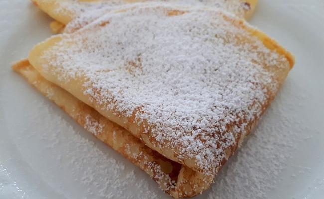 Рецепт нежных и вкусных блинов на опаре с манкой