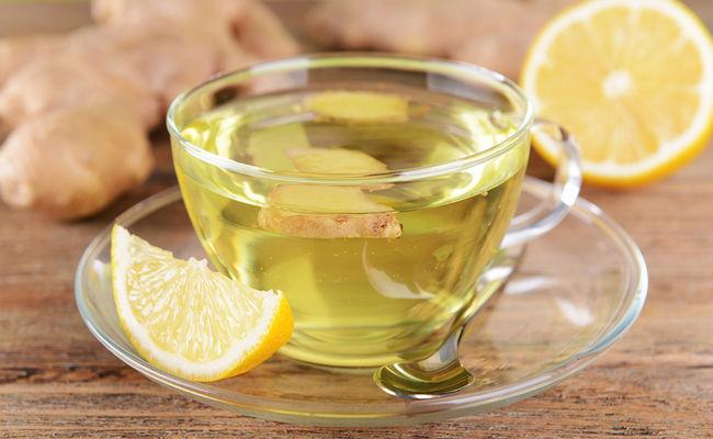 Зелёный чай с лимоном – готовим самый полезный напиток