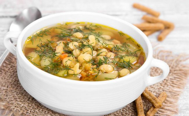 Суп в Великий Пост. Как приготовить самое вкусное первое блюдо