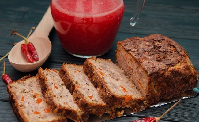 Мясная буханка в чашке – для тех, кто не может прожить без мясных блюд