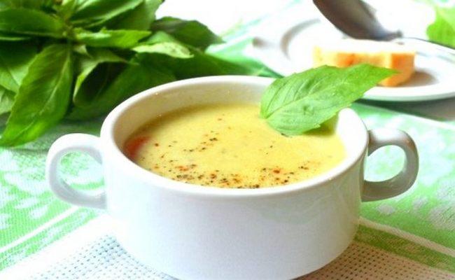 Картофельный суп – пюре: если нет времени на полноценный обед