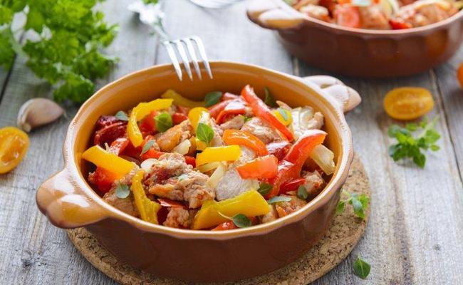 Летнее овощное рагу – самый вкусный и полезный рецепт