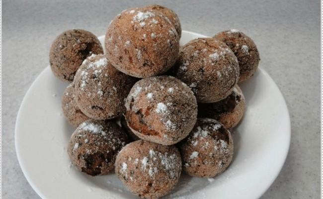 Необычное печенье из гречневой крупы «Гречневые шарики»