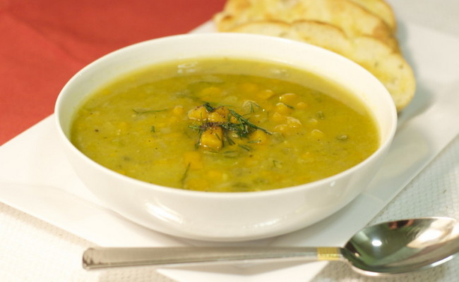 гороховый суп для ребёнка после года
