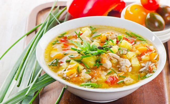 куриный суп для ребёнка 1 года