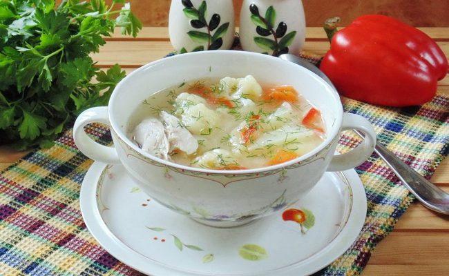 суп из кролика для ребёнка до года
