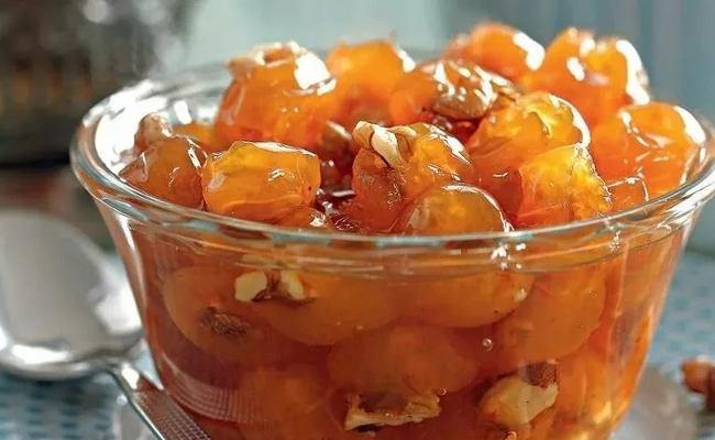 Варенье из грецких орехов и крыжовника для любителей сладкого «Царское»