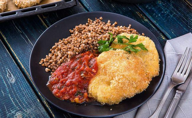 Соус без мяса для гречки под котлеты «Томатный» - самый быстрый рецепт