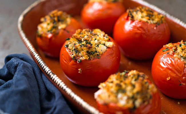томаты, фаршированные
