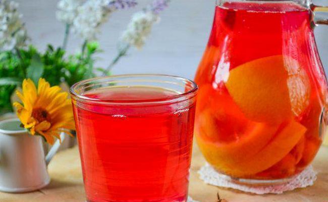 Компот из клубники на зиму на 3 литра – простой пошаговый рецепт с апельсинами