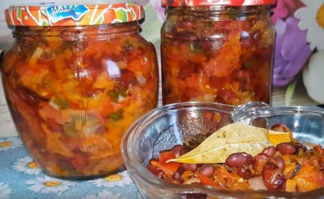 Рецепт с томатной пастой и красной фасолью – пошаговый рецепт с фото