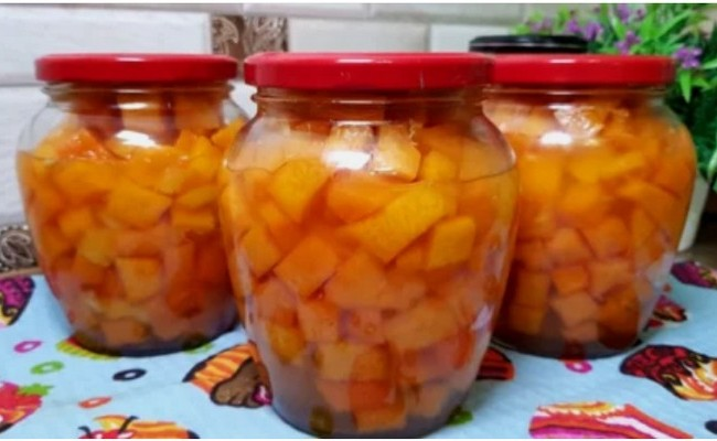 рецепт манго как тыква