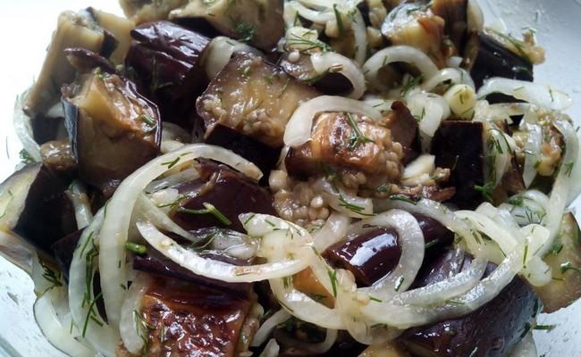 баклажаны +как шашлык рецепт