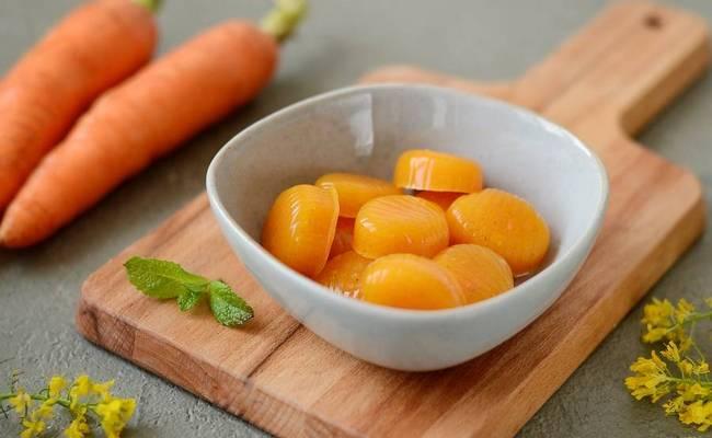 Мармелад из моркови для взрослых – рецепт с вином или ликёром