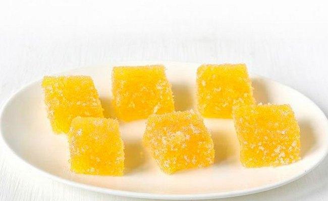 Готовим банановый мармелад с апельсиновым соком на желатине