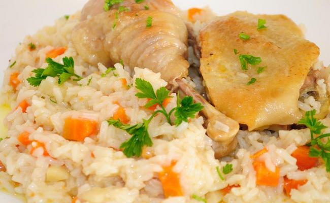 Рис с курицей в мультиварке – как готовить простое и вкусное блюдо