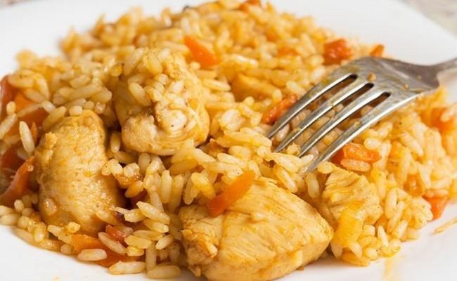 Курица с рисом в мультиварке Панасоник (Panasonic) – самый простой рецепт