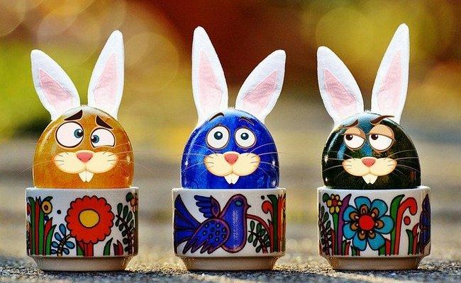 Как покрасить яйца на Пасху свёклой
