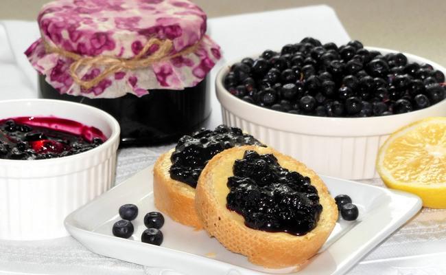 Варенье клубника + черника – самый вкусный рецепт на зиму