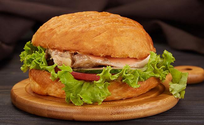 чикенбургер дома своими руками