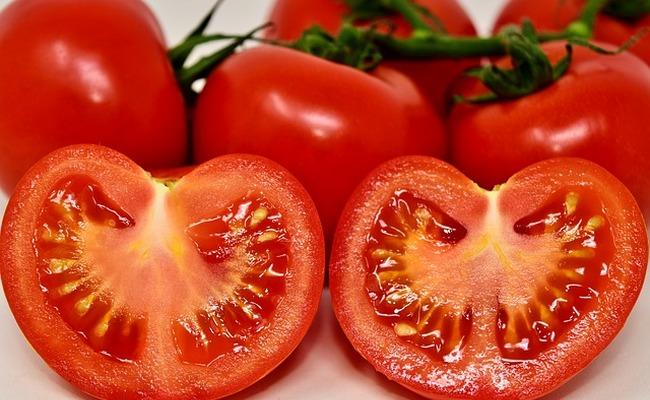 помидоры помыть порезать