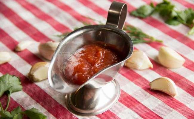 Варенье из чеснока с добавлением острого перца
