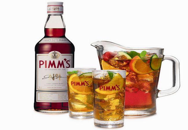 Пиммс (Pimm's) – популярный напиток