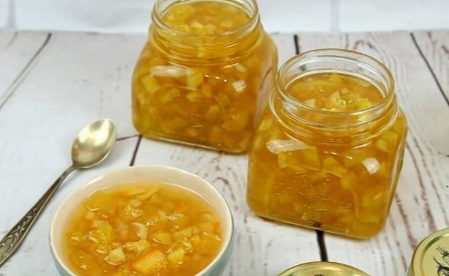 Как варить кабачковое варенье – классический простой рецепт с лимоном и апельсином
