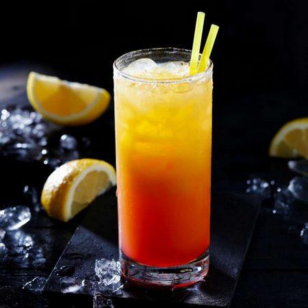 Текила Санрайз (Tequila Sunrise)