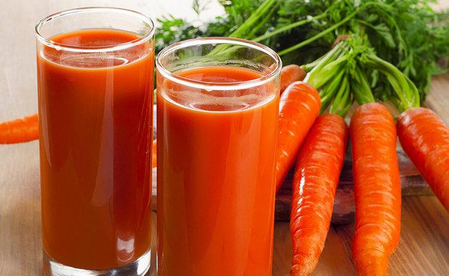 Морковный сок через соковыжималку на зиму – готовим в домашних условиях