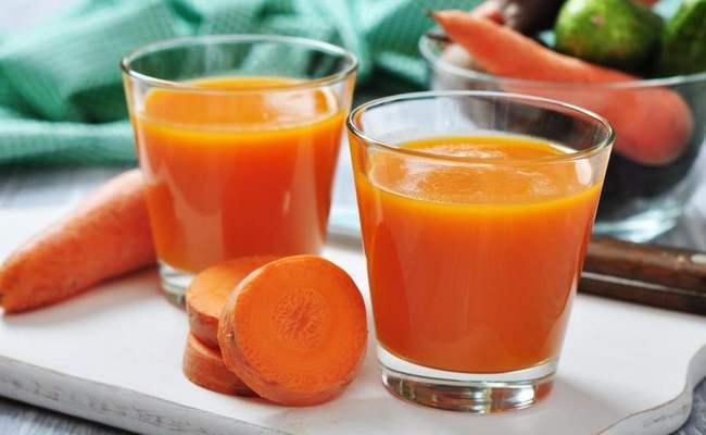 Как заготовить морковный сок на зиму без соковыжималки