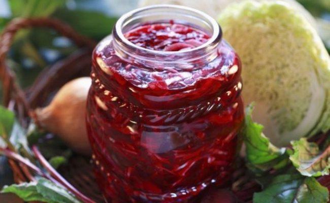 Сырая свёкла по-корейски на зиму без стерилизации – любимый рецепт наших бабушек