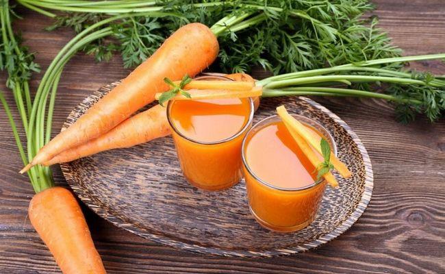 Как приготовить морковный сок в скороварке на зиму